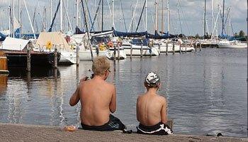 Kindvriendelijke jachthavens