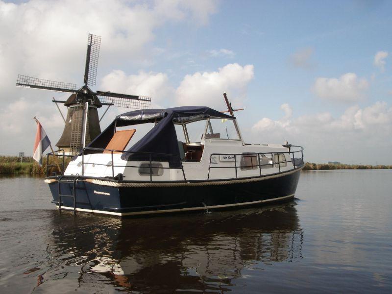 motorjacht huren vanuit Heerenveen