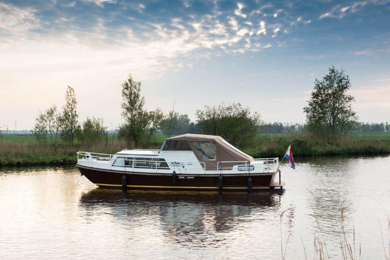 doerak, een motorboot met karakter