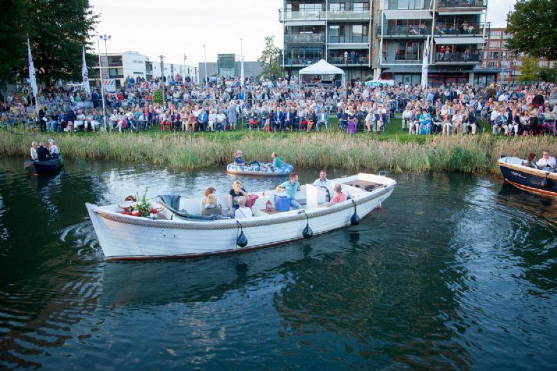 prachtige rivercruise sloepverhuur in Friesland
