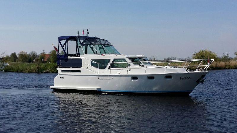 watermerk yachtcharter