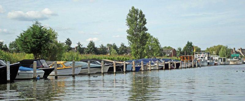 250 ligplaatsen voor grote en kleine boten