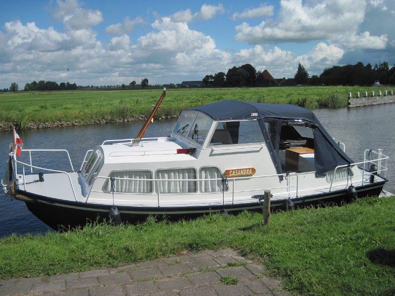 geniet van uw vaarvakantie in Friesland