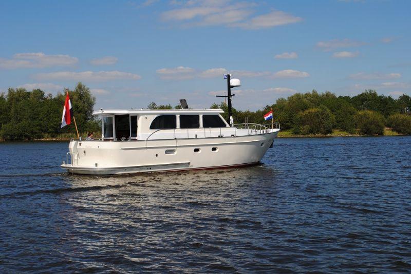 yachtcharter in Woudsend