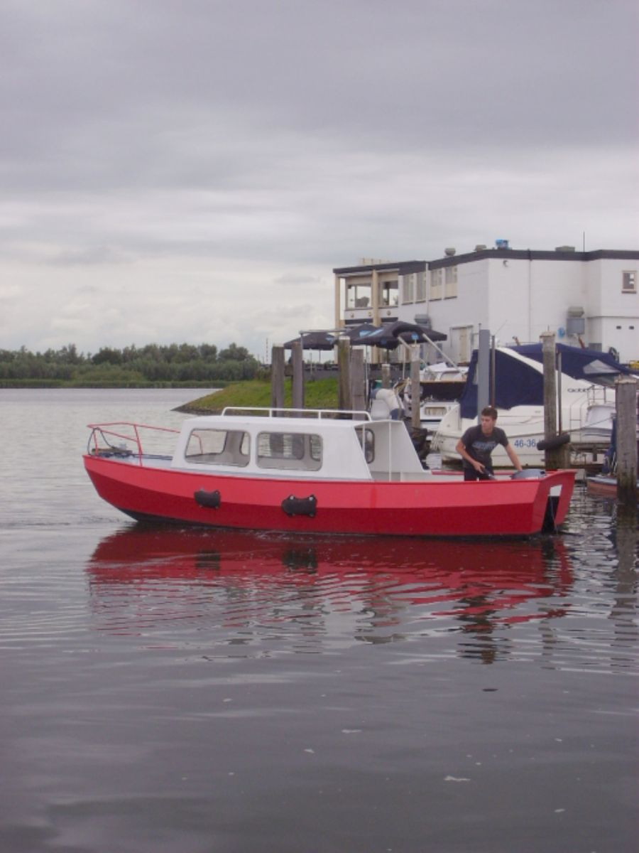 yachtcharter in de Biesbosch