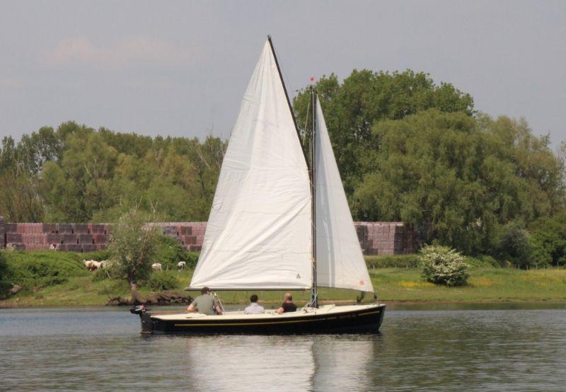 zeilboot verhuur in Alem