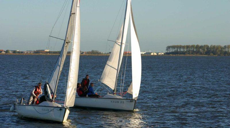 huur een zeilboot in Friesland