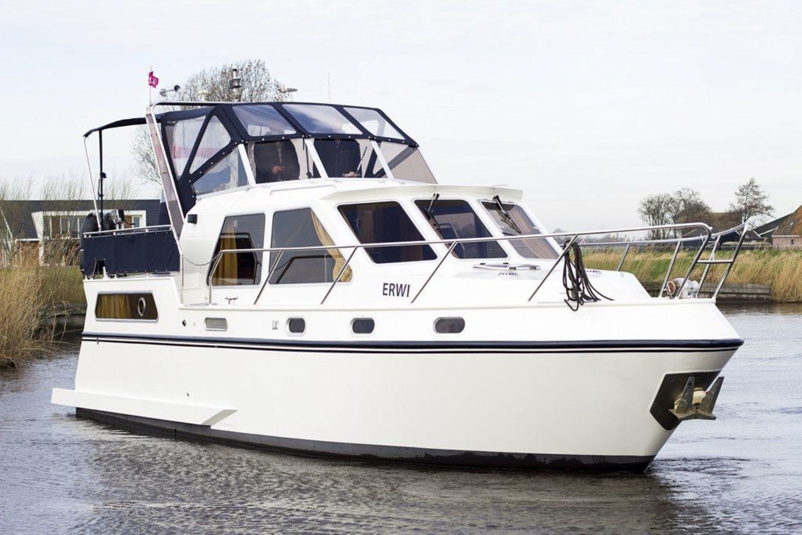 varen en genieten op de Friese wateren