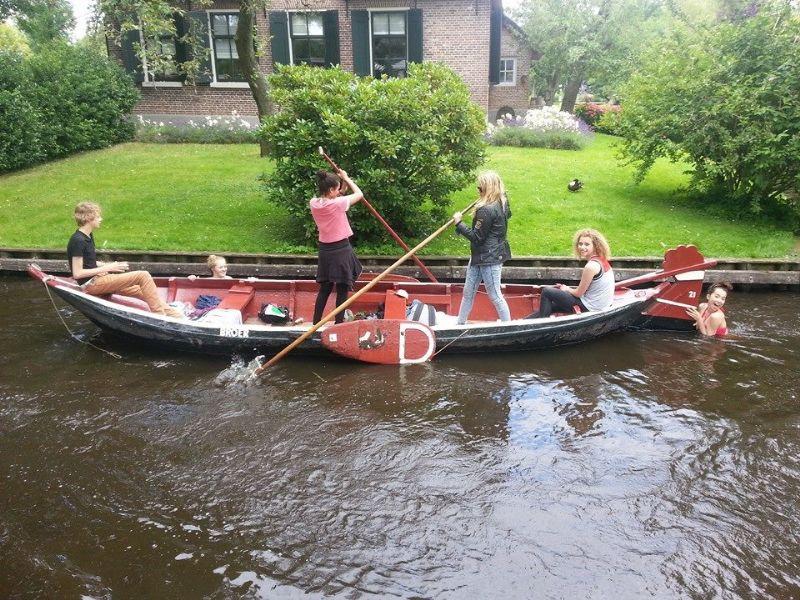 Kano verhuur in Giethoorn
