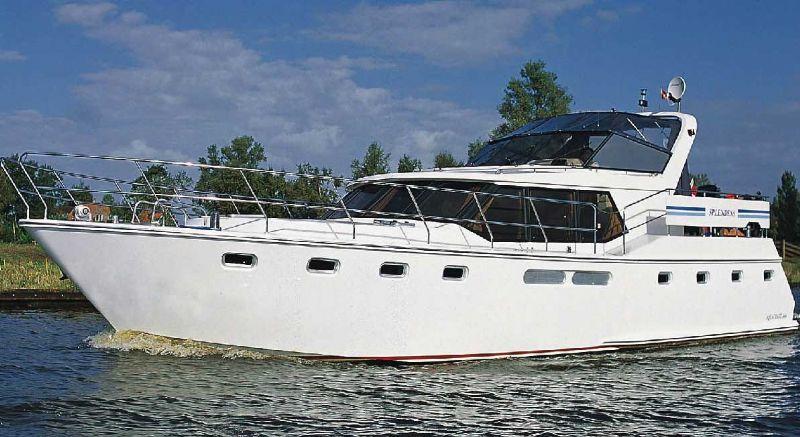 yachtcharter met moderne schepen
