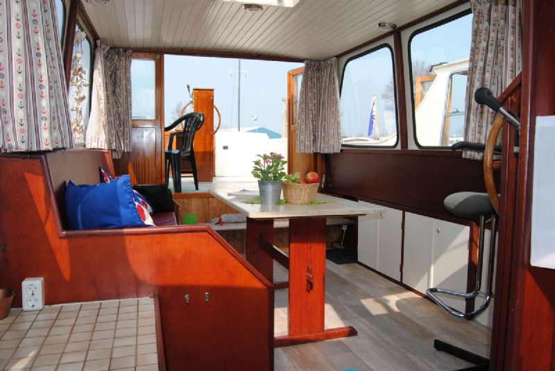 bootvakantie op de Friese meren