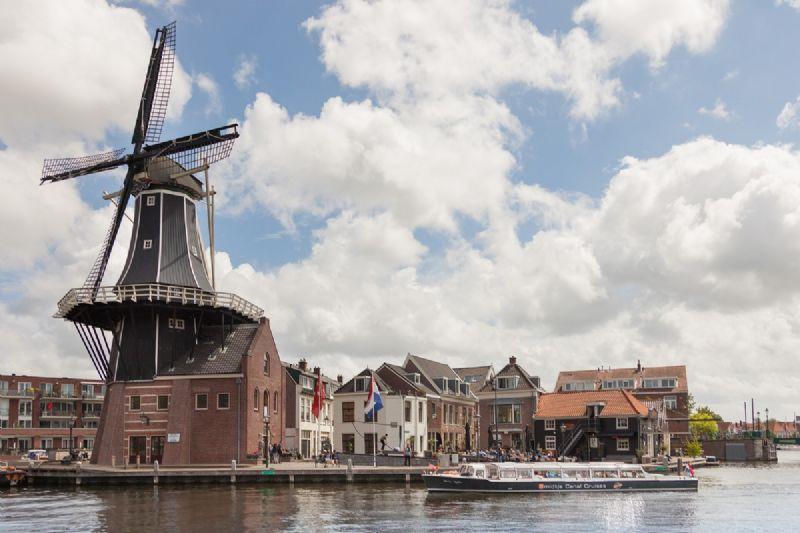 de leukste rondvaart van Haarlem