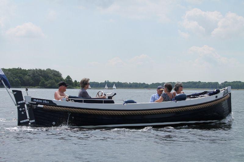 varen op het Veerse meer met onze sloepverhuur