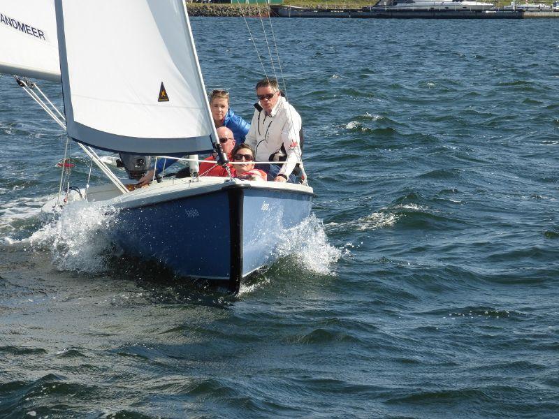 goed uitgeruste zeilboot verhuur in Zeeland