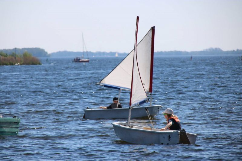 Zeilboot-verhuur