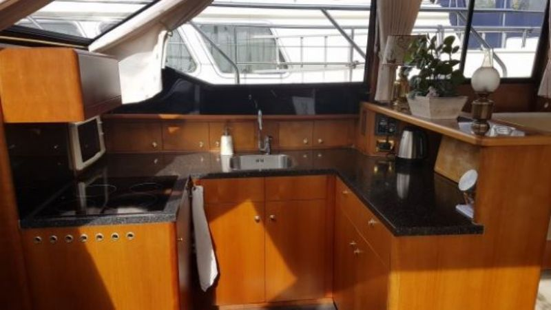 luxe yachtcharter in Workum