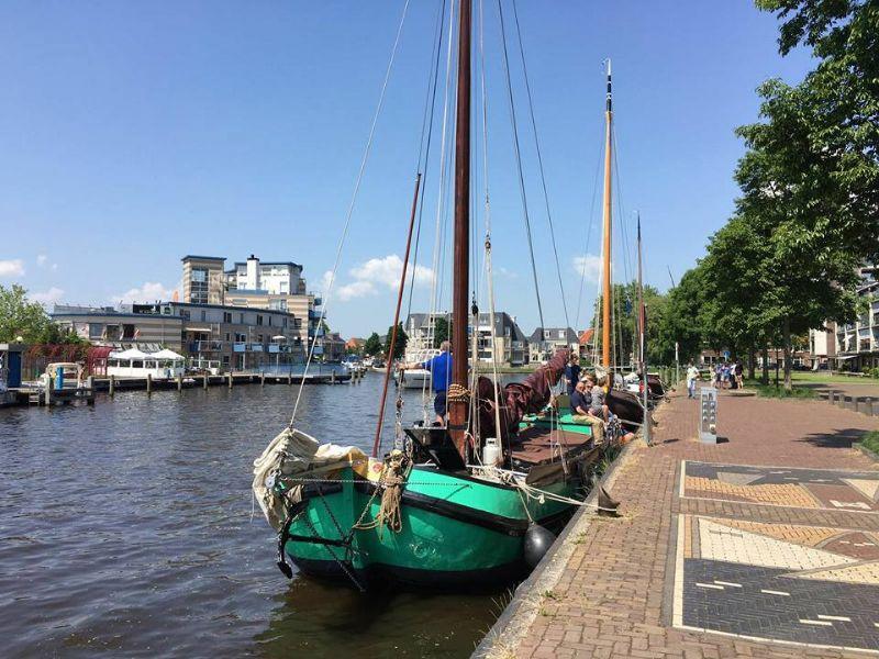 de mooiste tochten op de Friese meren