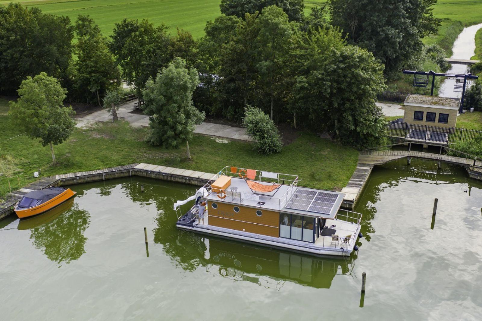 bijzondere accommodaties in of aan het water