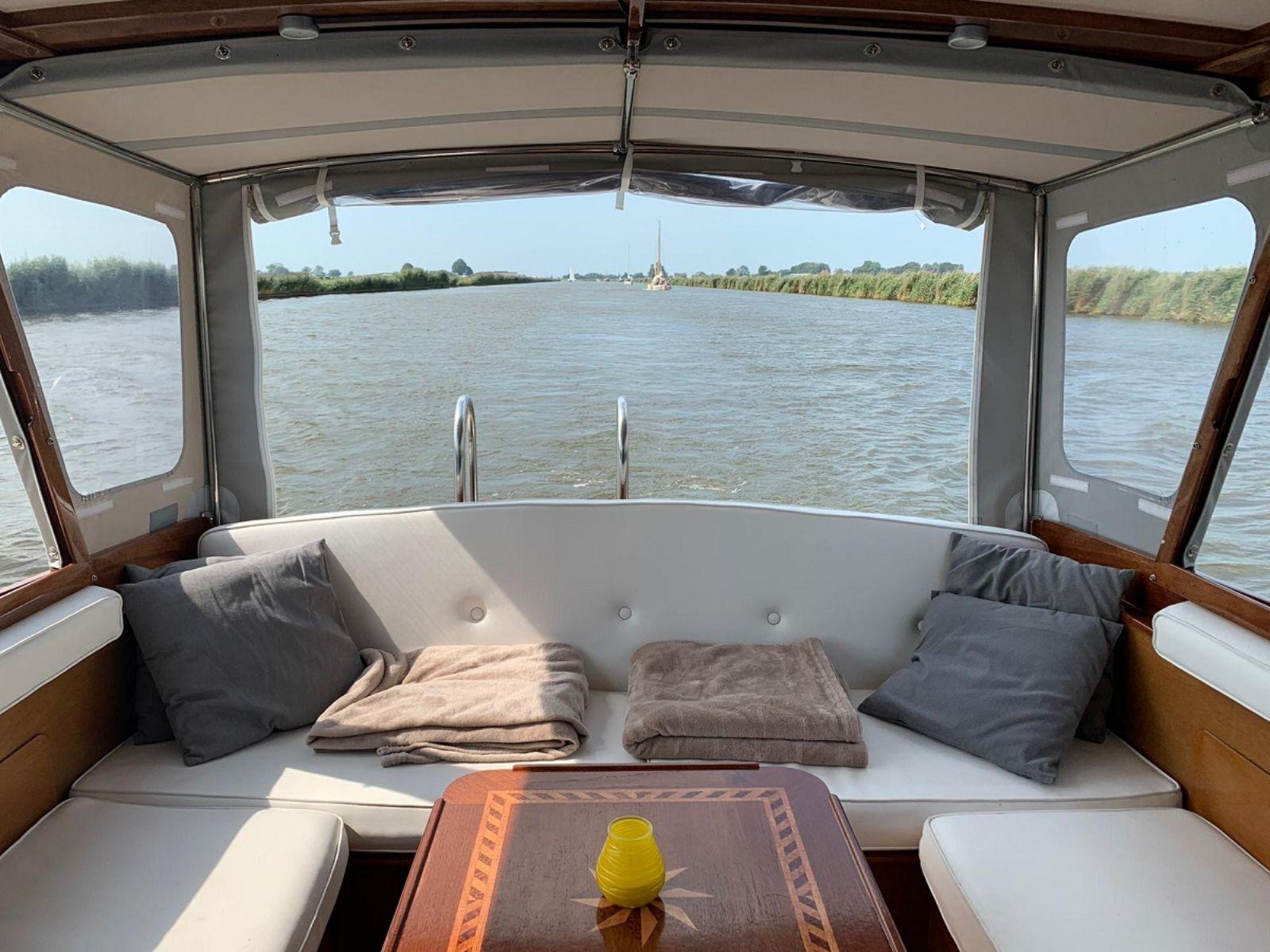 yachtcharter in het charmante vissersdorp Lemmer
