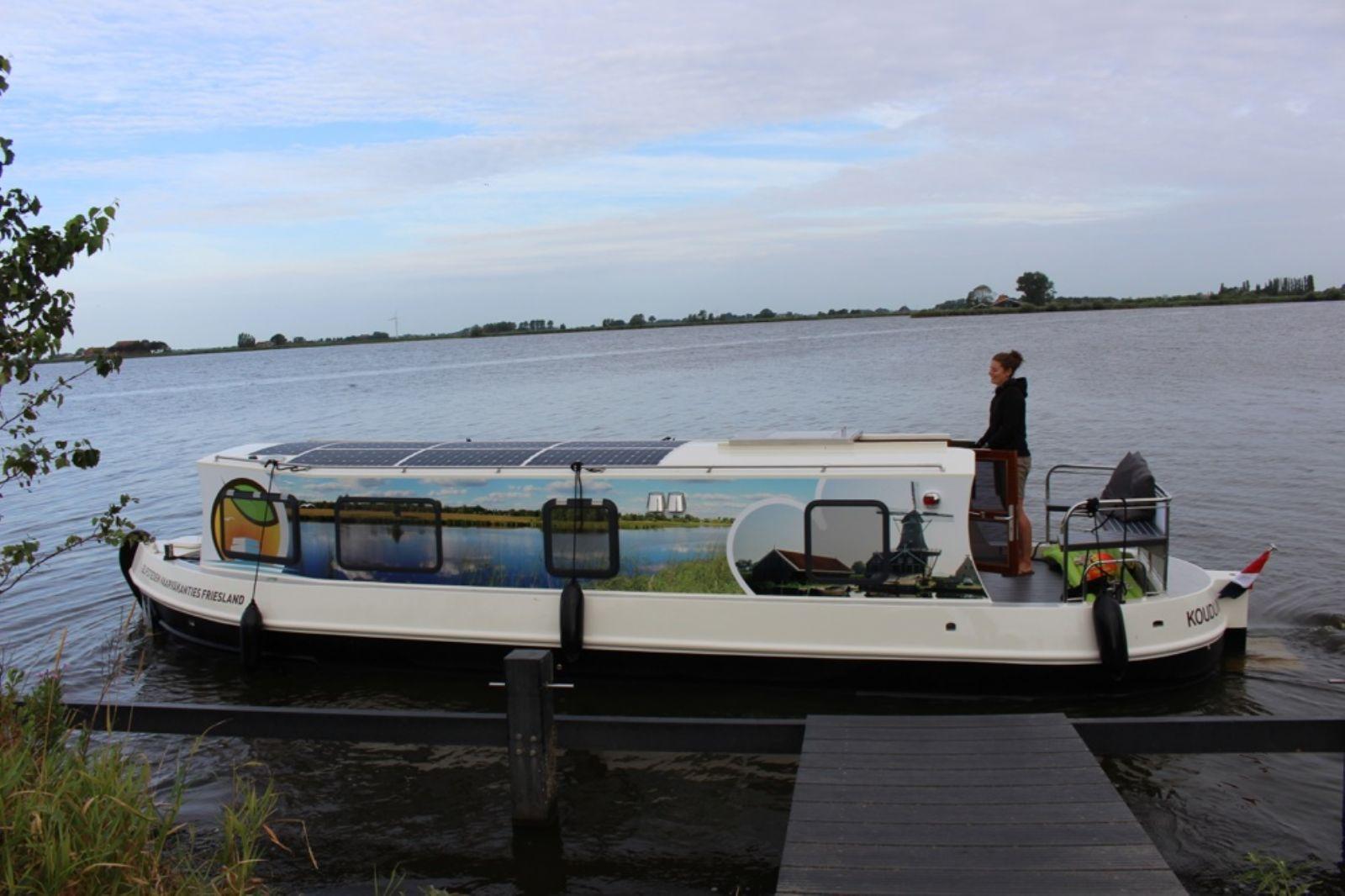 yachtcharter met elektrische motorboten