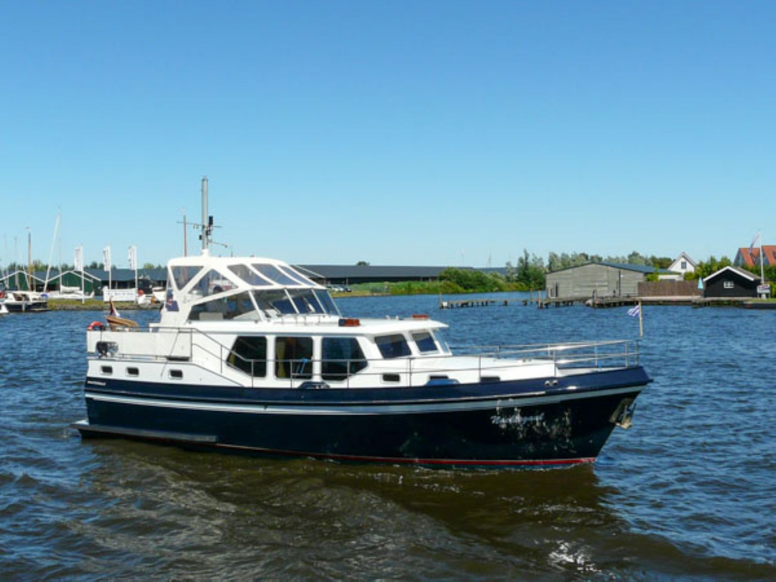 yachtcharter friesland