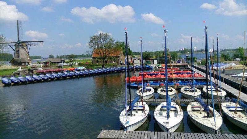 Zeilboten verhuur omgeving Rotterdam