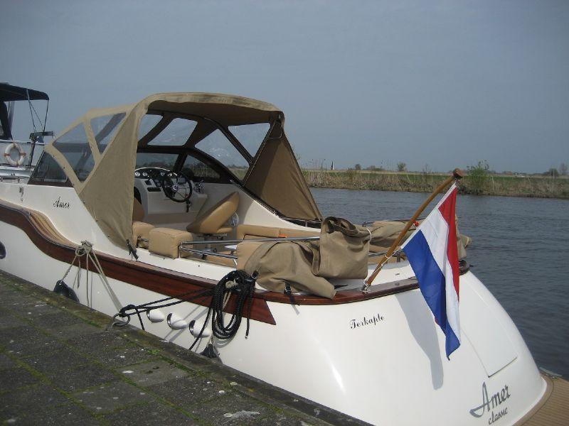 motorjacht huren in Terkaple, Friesland