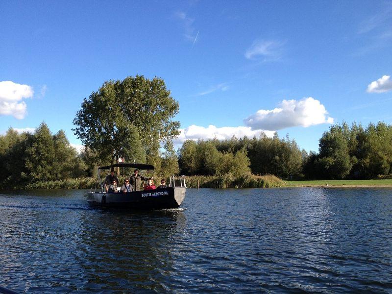 Sloepverhuur in de Biesbosch