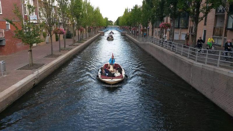 Sloepverhuur vanuit Almere