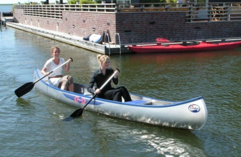 Kanoverhuur in Almere