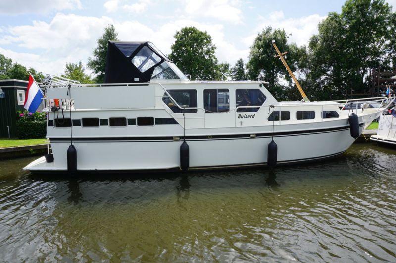 yachtcharter met comfortabele boten
