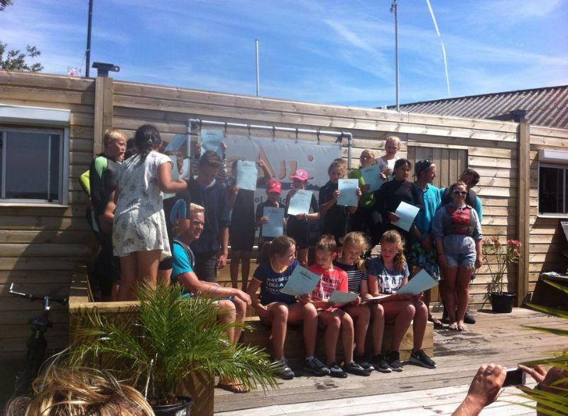 de leukste zeilschool aan het Veerse Meer