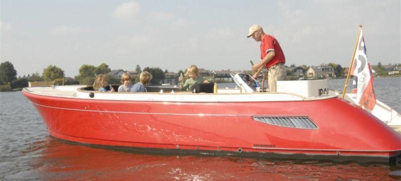 Feestboot met unieke arrangementen
