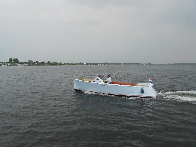 sloepverhuur aan het Veerse Meer
