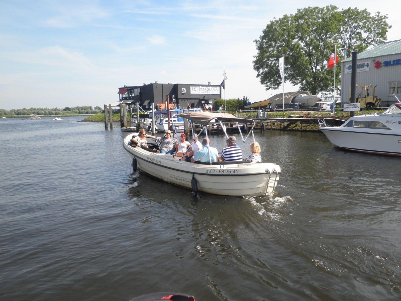zijlmans bootverhuur