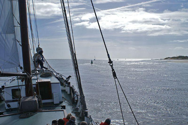 een onvergetelijke zeiltocht op het IJsselmeer