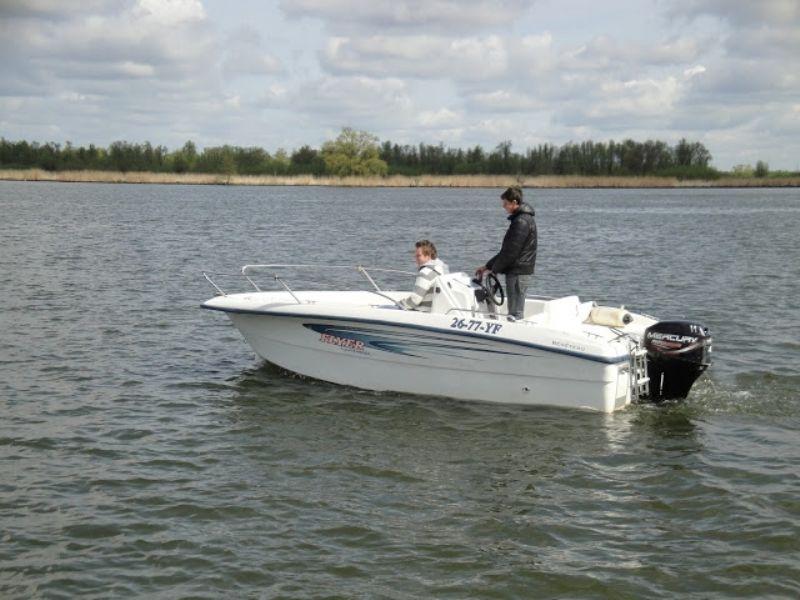 watersport botenverhuur