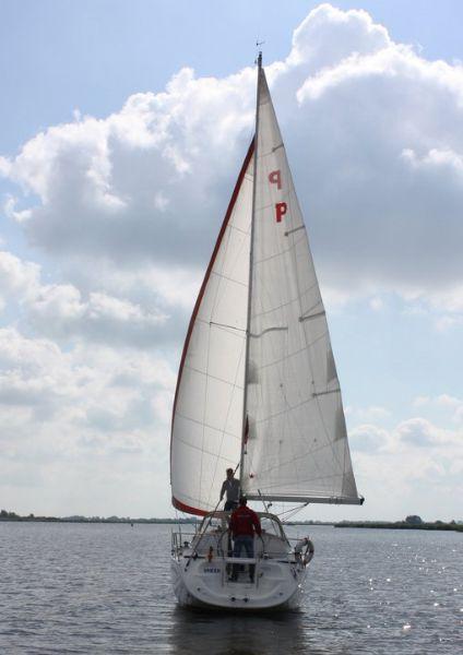 zeilboot verhuur voor 4 personen
