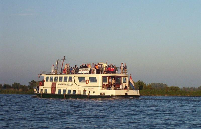 feestboot met een unieke sfeer
